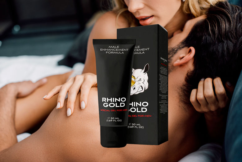 crema Rhino Gold Gel