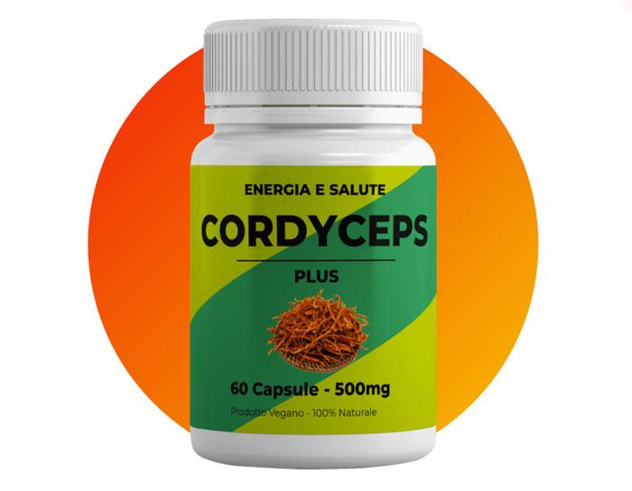 cordyceps plus integratore