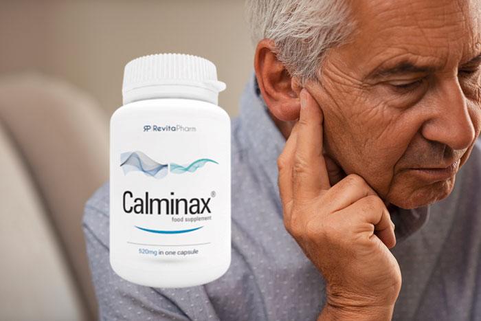 calminax integratore naturale per udito